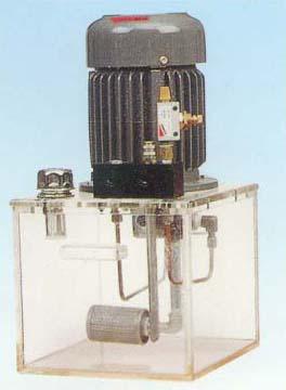 Acrylic Hydraulic Control System