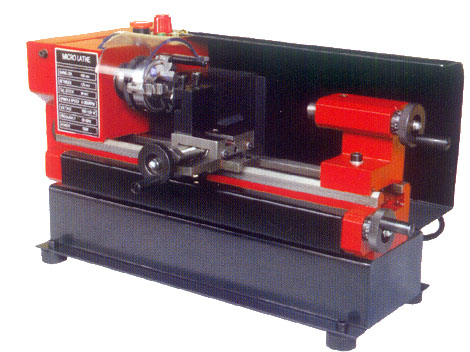 Bench Top Mini Metal Cutting Lathe Cl 35510