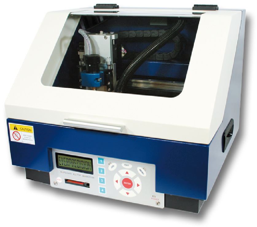 rapid prototype machine cost