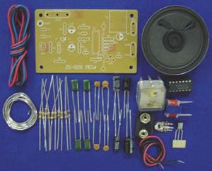 IC Short-wave Receiver Kit: ICS-27020