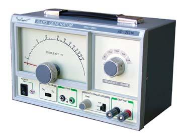 Audio Generator: AG-2601A